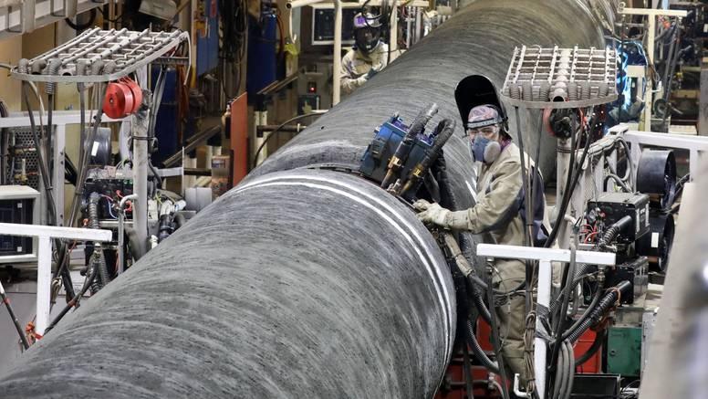 Sjeverni tok 2 počeli puniti plinom, još nije počeo s radom