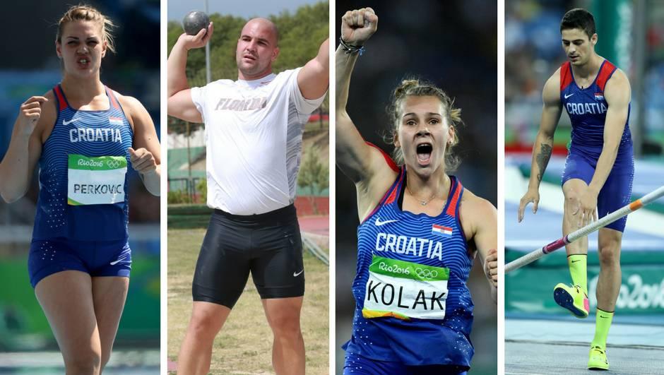 Sjajan atletski SP! Hrvatski rekorderi idu u lov na medalje