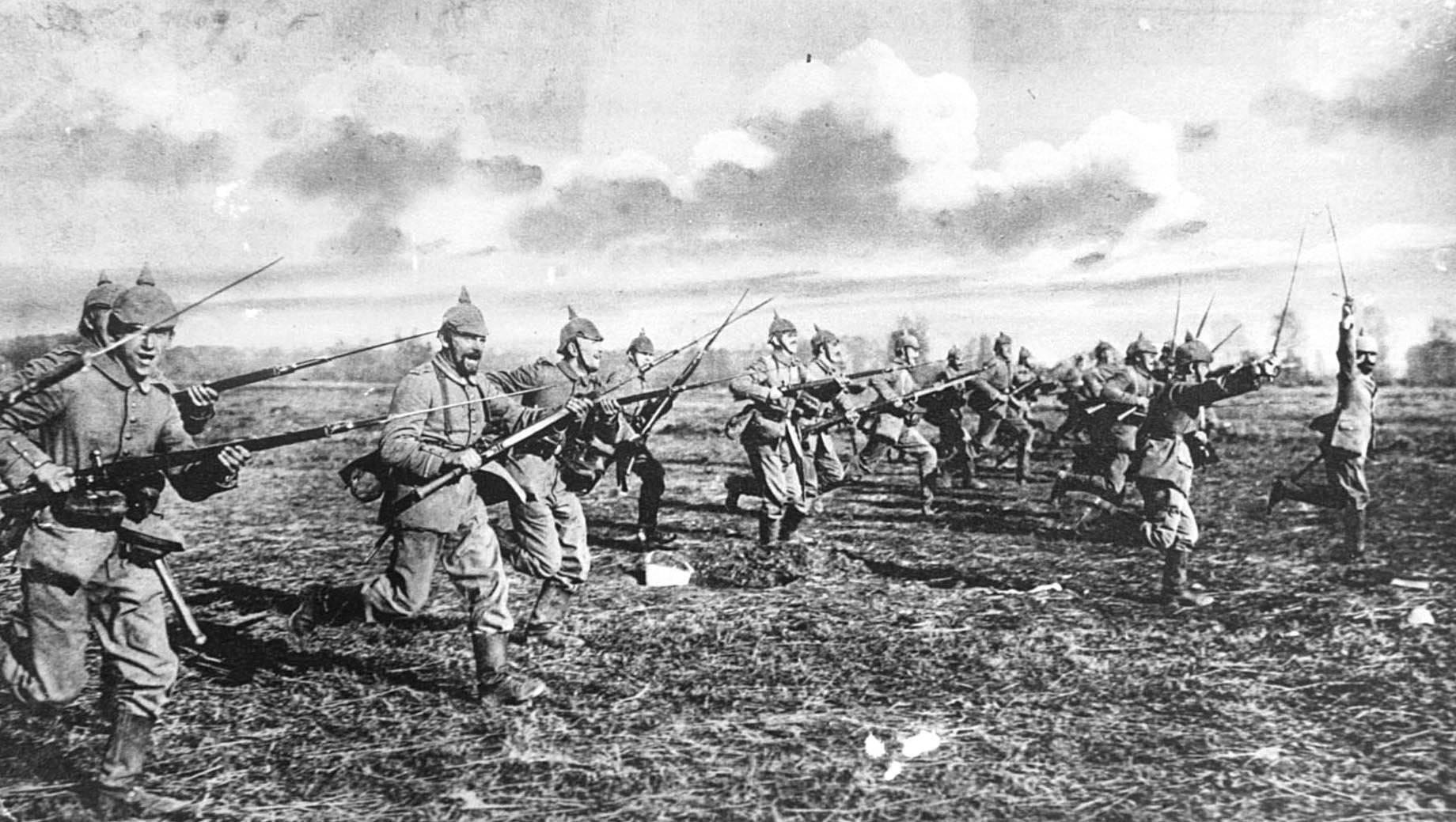 VARIOUS - WORLD WAR I