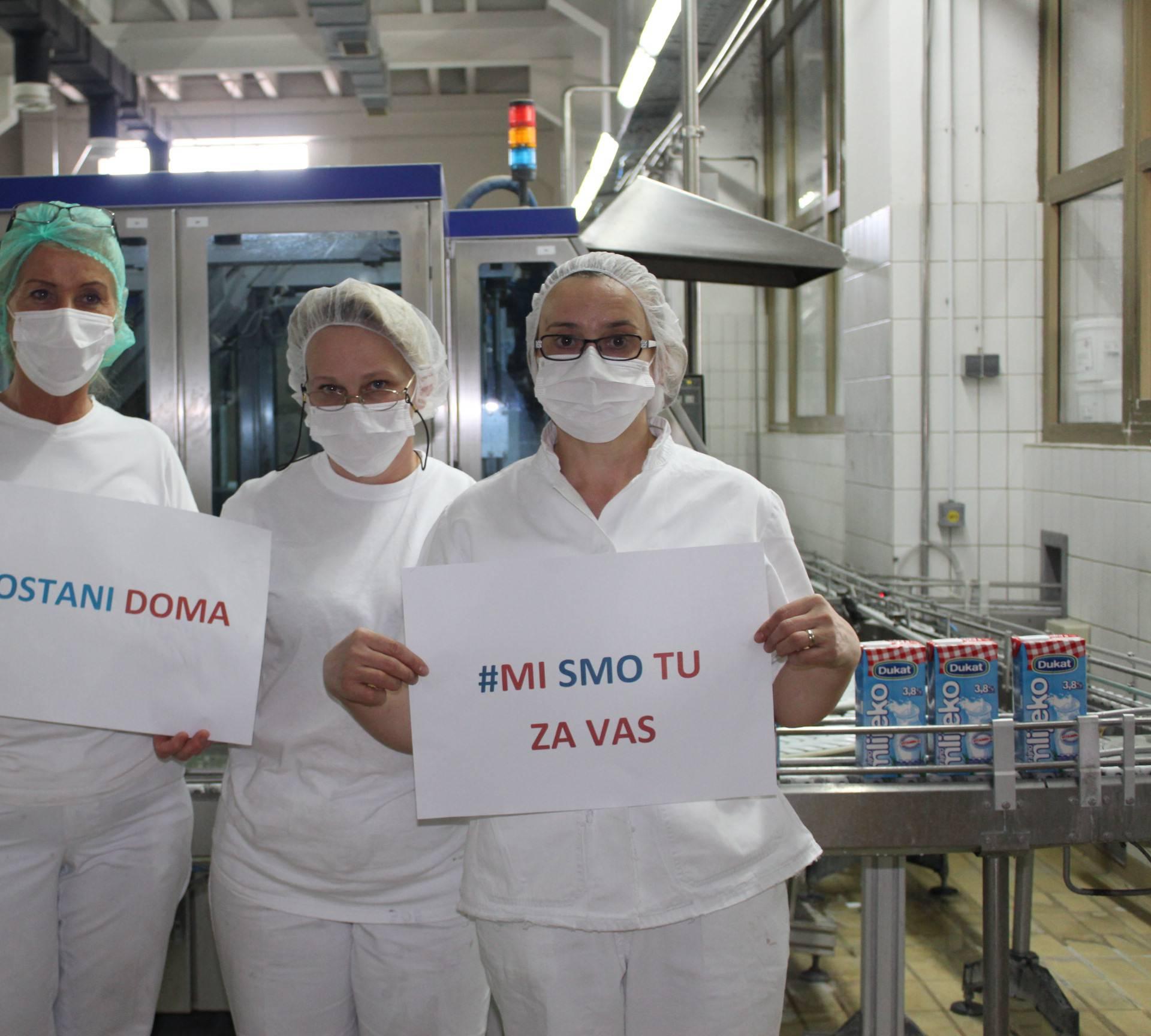 Dukat još više pomaže malim mljekarima diljem Hrvatske
