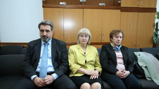 Odgodili suđenje Vidoševiću jer su kasnili rezultati vještačenja