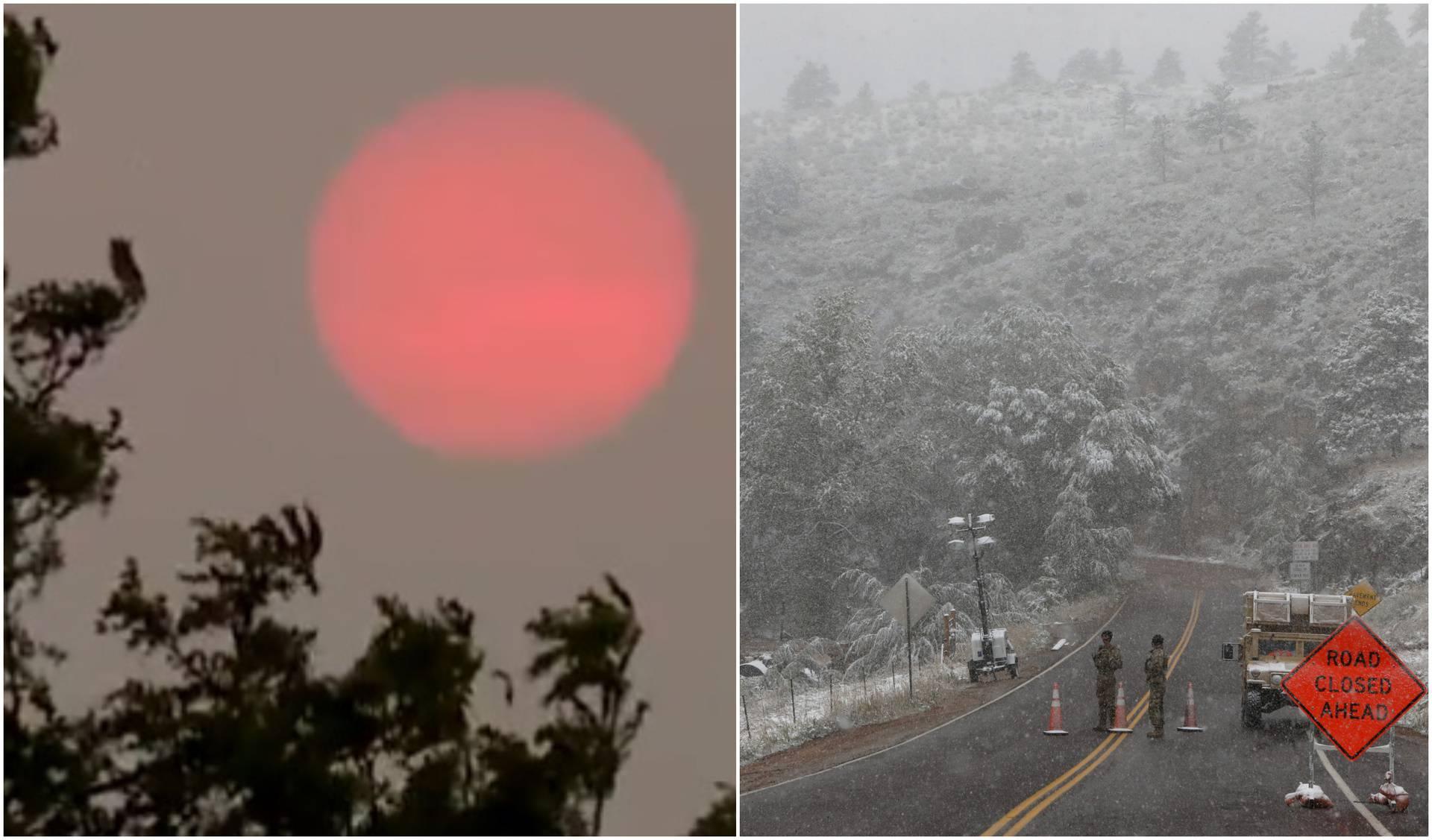 Oteli im ljeto: Od toplinskog vala do snijega u jednom  danu