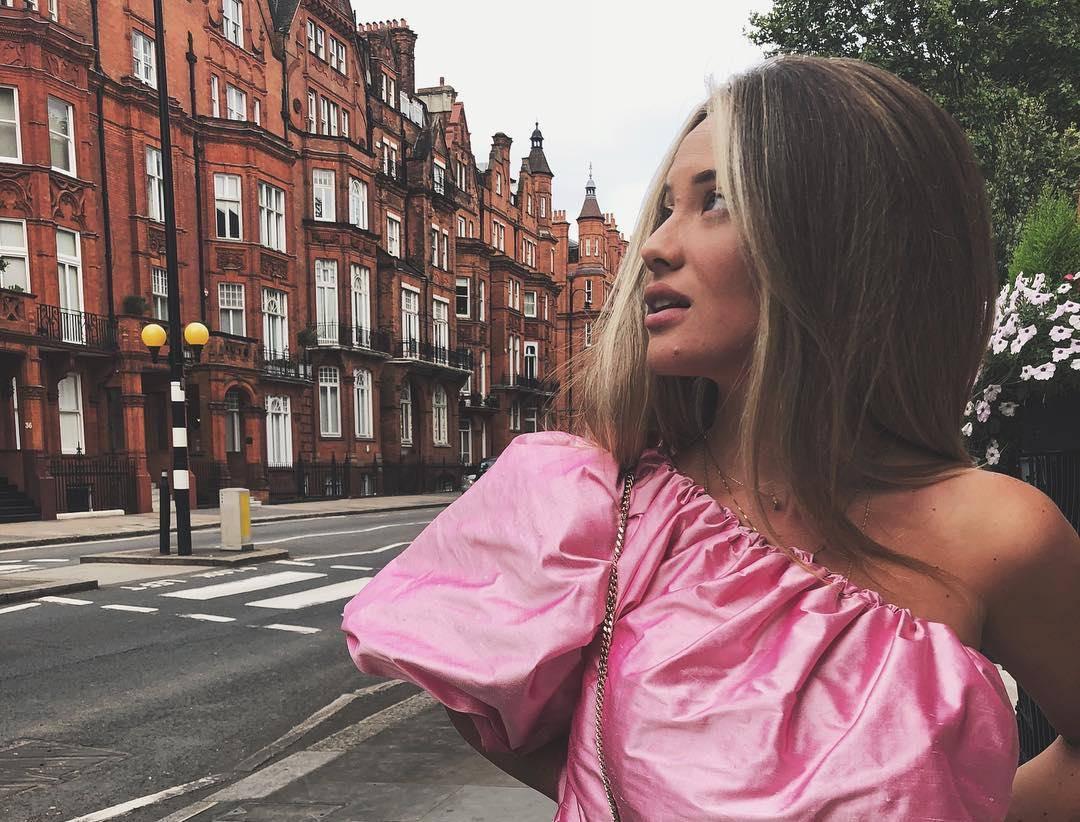 Stigla 'kraljica Londona': Izabel je objavila selfie iz novog doma