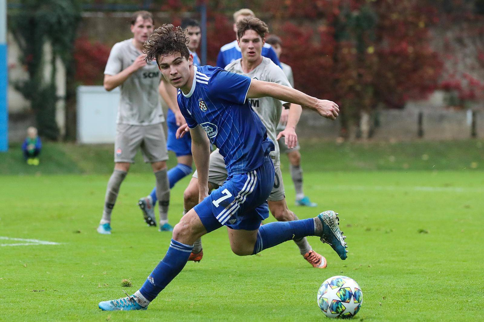 Zagreb: Juniori Dinama i Šahtara sastali se u 4. kolu UEFA-ine Juniorske lige