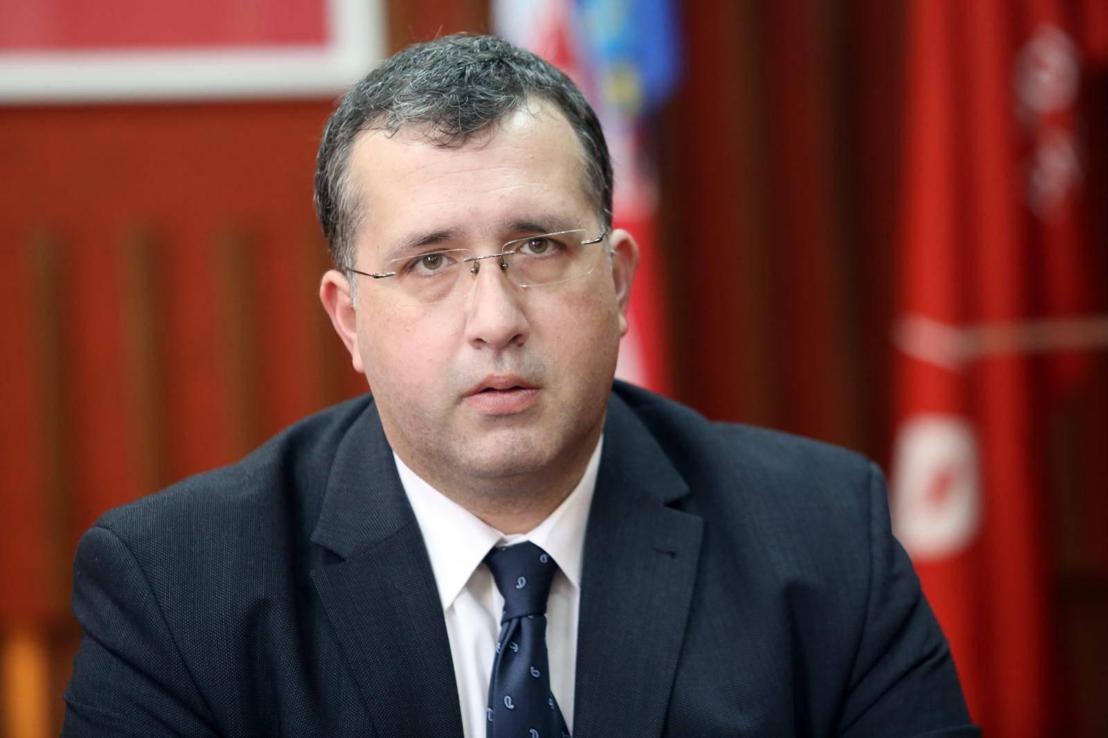 Split: Konferencija za medije SPD-a