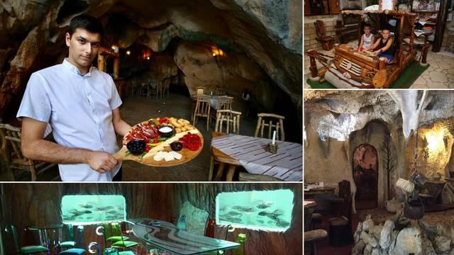 Špilje restorani: Tu su prije bile ovce, sad se ovdje uživa u hrani