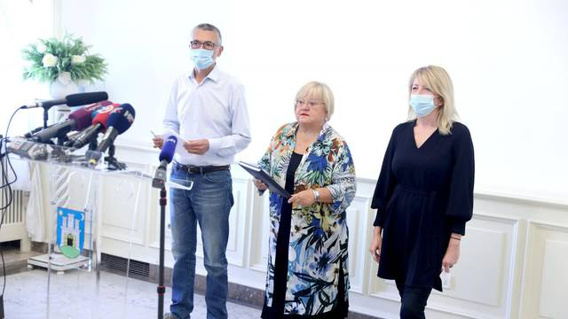Zagreb: Održana je konferencija za medije GLAS-a