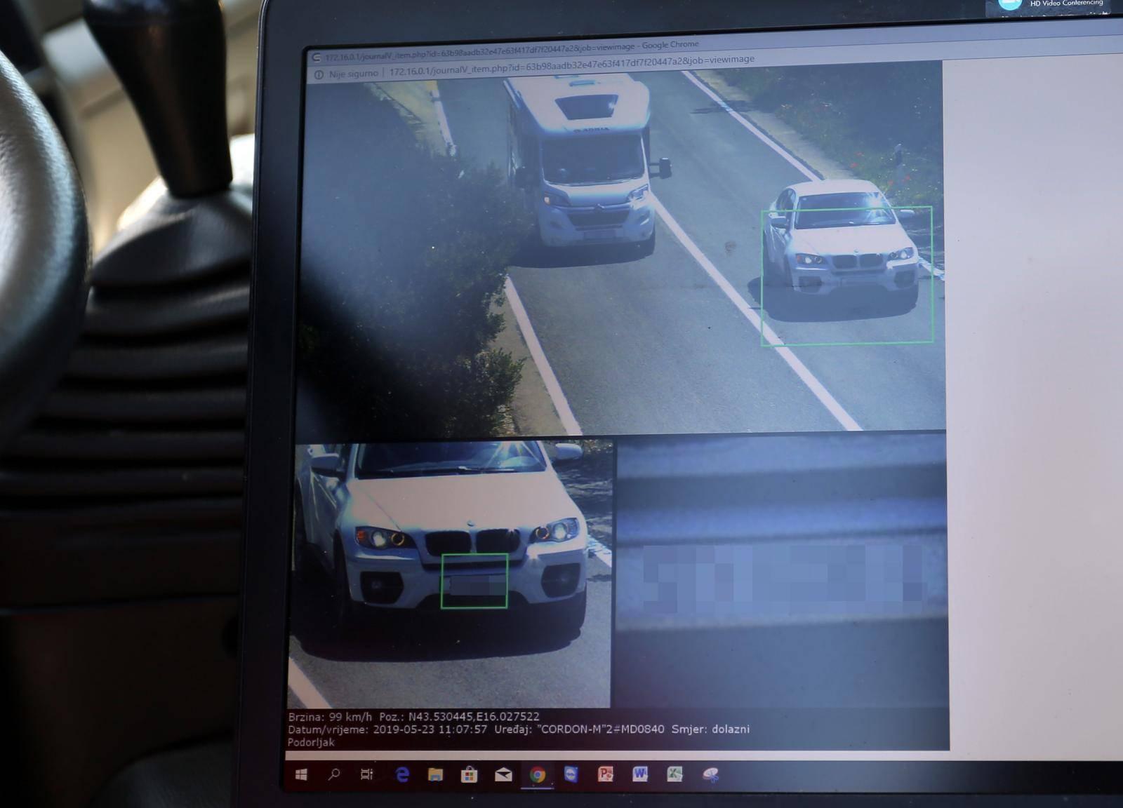 U Podorljaku postavljene nove kamere za nadzor brzine