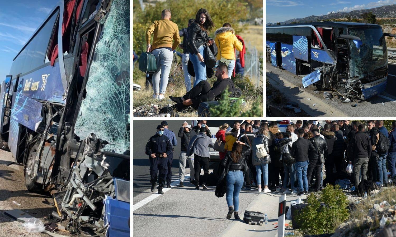Autobus izletio kod Sv. Roka: 'Vidio sam krv i ozlijeđene kako leže. Izgledalo je dosta strašno'