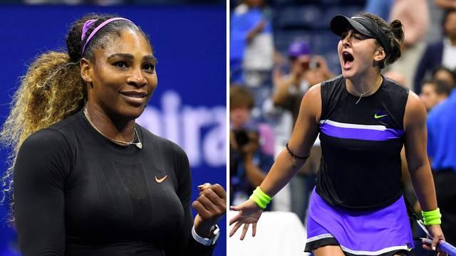 Kanadska tinejdžerka stigla do finala, čeka ju Serena Williams