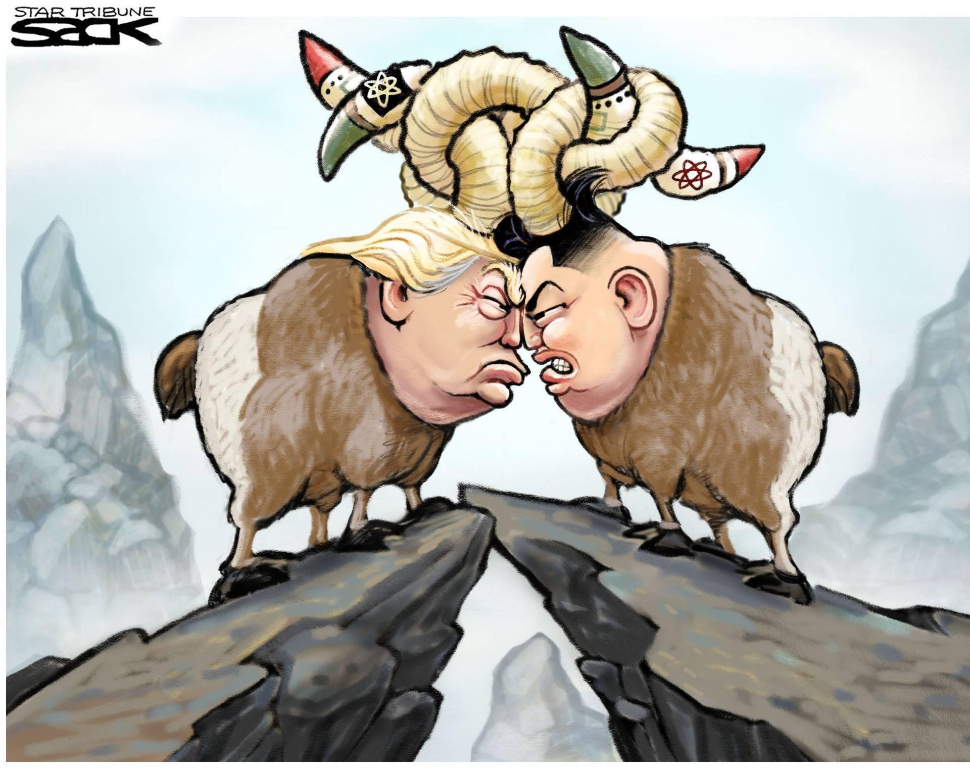 Trump i Kim će se ipak sastati i to u prijateljskoj Mongoliji?