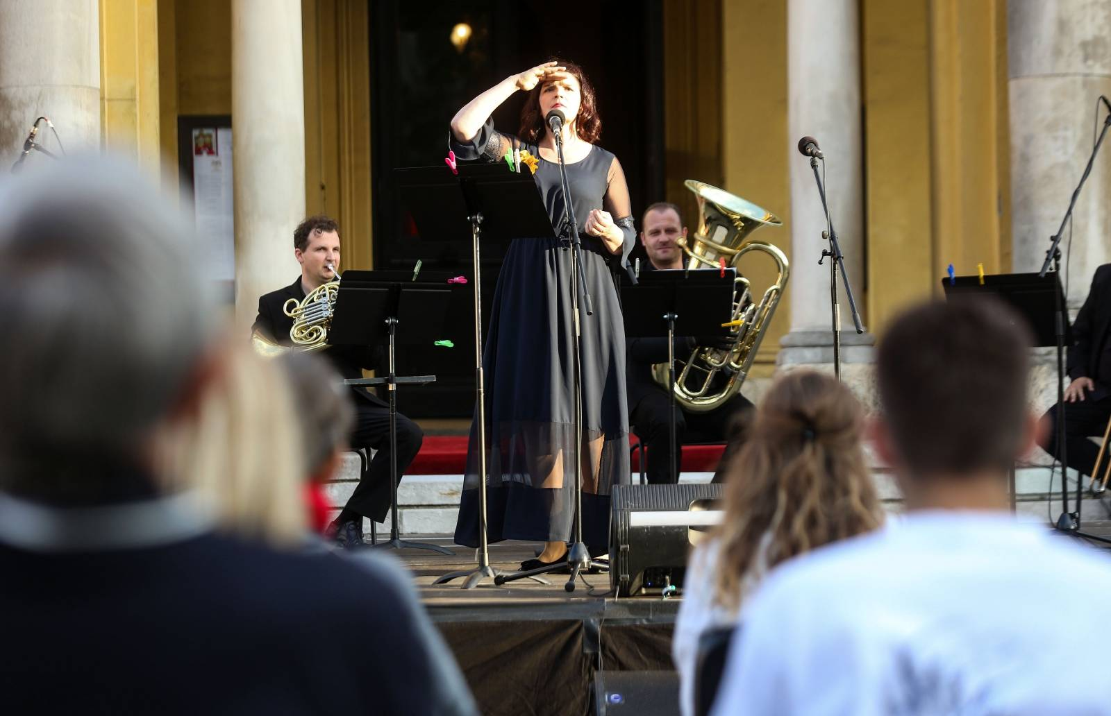 Program Glazbeni put oko svijeta u sklopu Ljetnih večeri HNK u Zagrebu