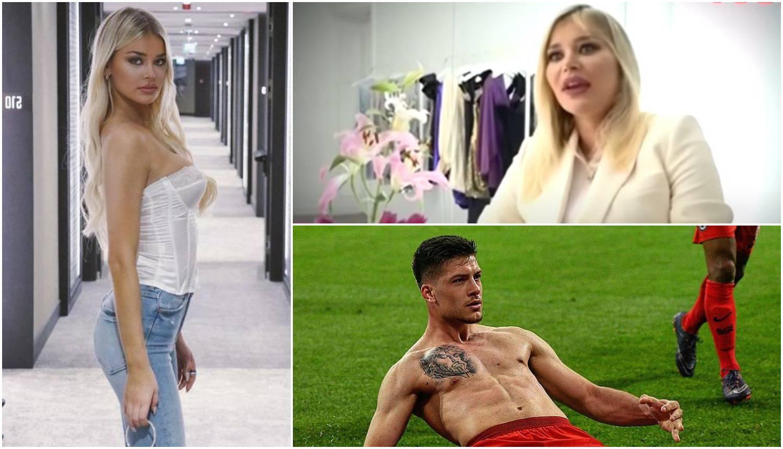 Sofija Milošević: 'Razmazio me Luka, udebljala sam se 8 kila...'