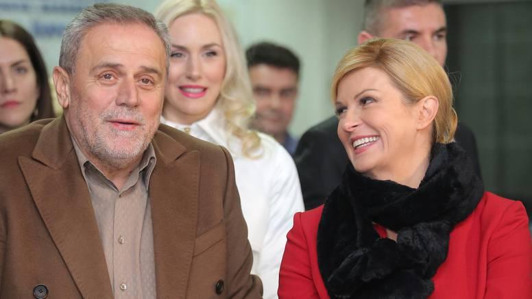 Milan Bandić podržao Kolindu: 'S njom znamo na čemu smo'