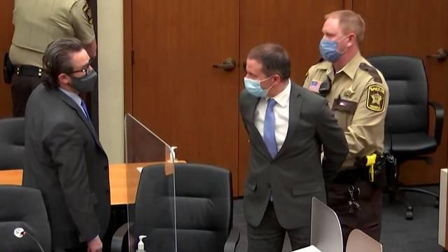 Bivši policajac koji je usmrtio Georgea Floyda čeka presudu