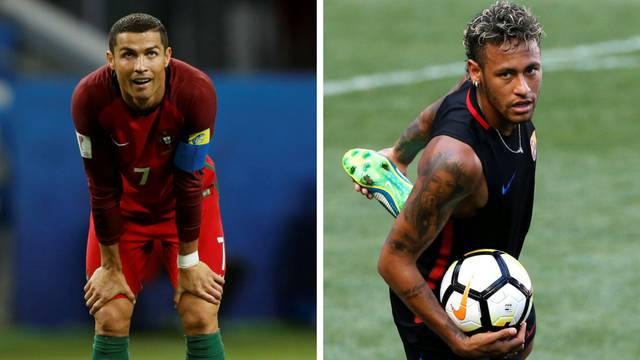 Ronaldo Neymaru: Nemoj ići u PSG. Pričekaj ponudu Uniteda