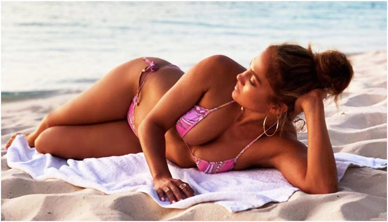 J.Lo (51) privukla sve poglede na plaži: Ne preskače vježbanje