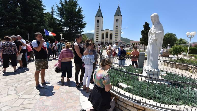 Međugorje na listi svetišta gdje će se moliti za kraj epidemije