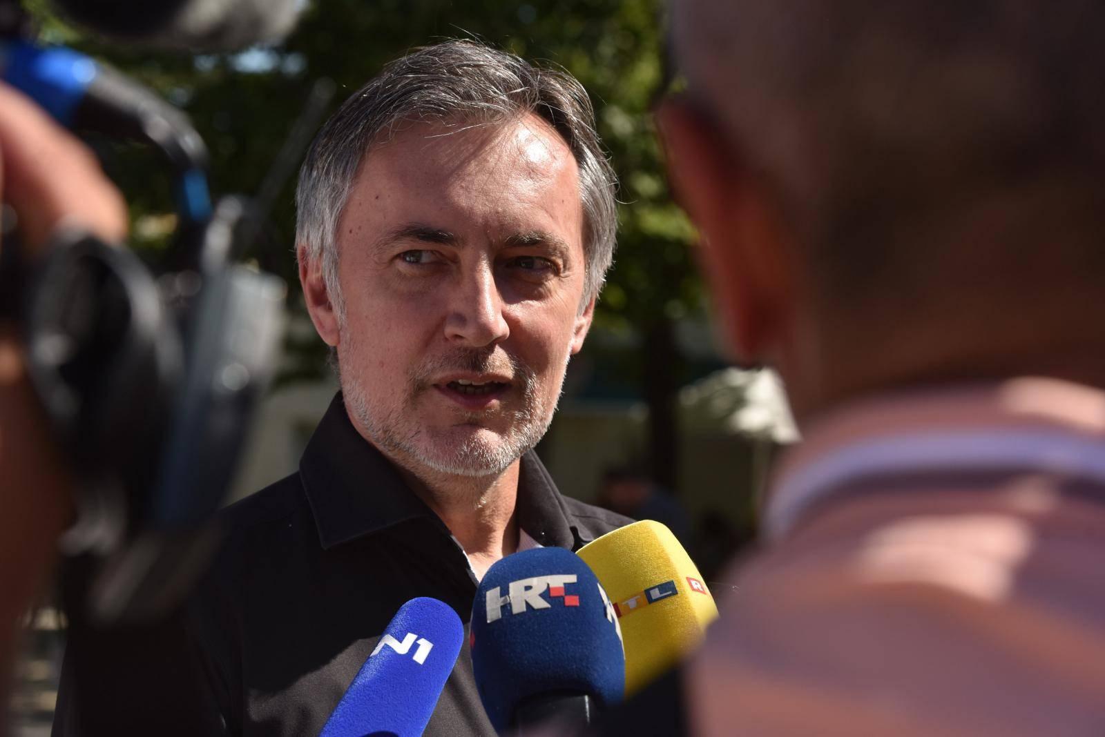Predsjednički kandidat Miroslav Škoro došao u Knin na Dan pobjede i domovinske zahvalnosti