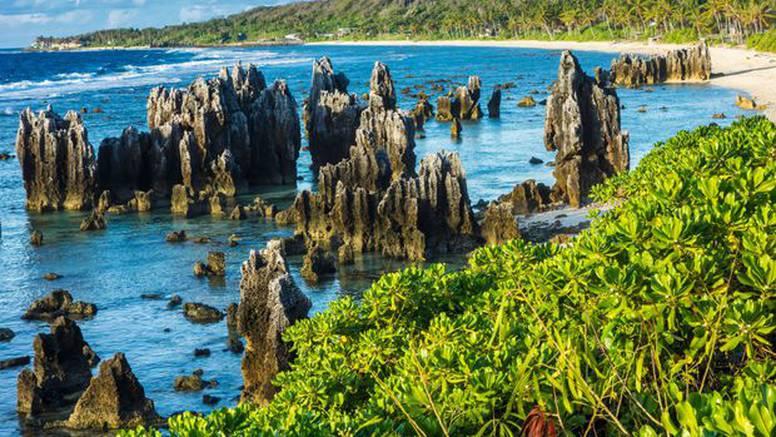 Stanovnici rajskog otoka Nauru slave: 'U mjesec dana cijepili smo sve odrasle stanovnike'