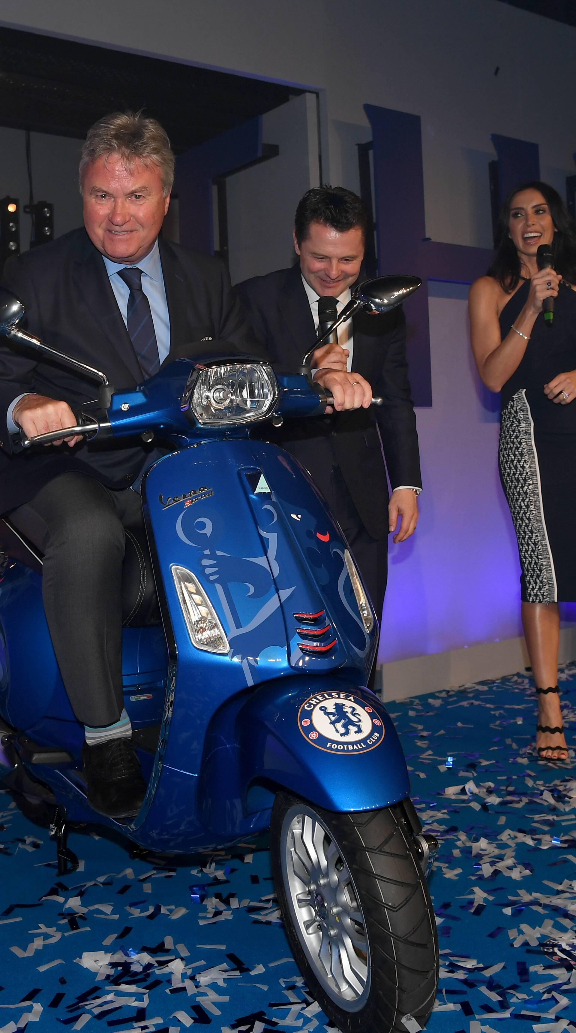 Chelsea FC 2015/16 End of Season Awards - Stamford Bridge