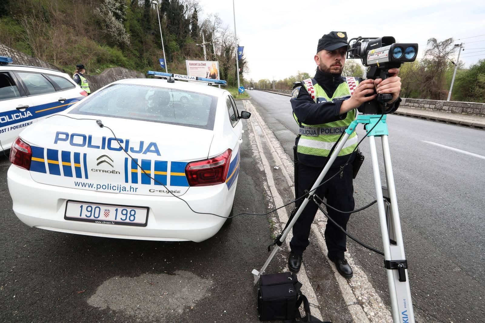 Tijekom vikenda u Zagrebu čak 1002 prometna prekršaja