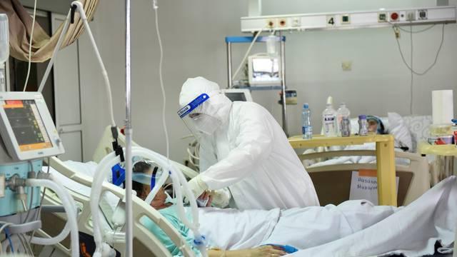 Outbreak of the coronavirus disease (COVID-19) in Novi Pazar