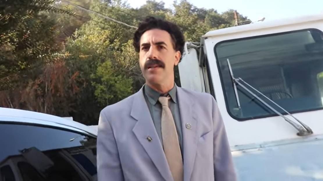 Kazahstanci zabranjivali Borata, a sad ga kopiraju: 'Vrlo dobro!'