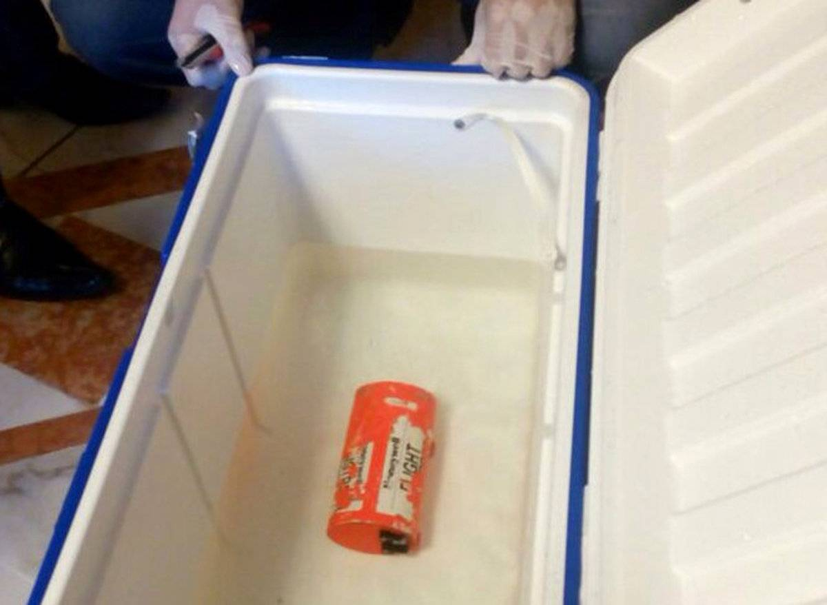 A flight recorder retrieved from the crashed EgyptAir flight MS804