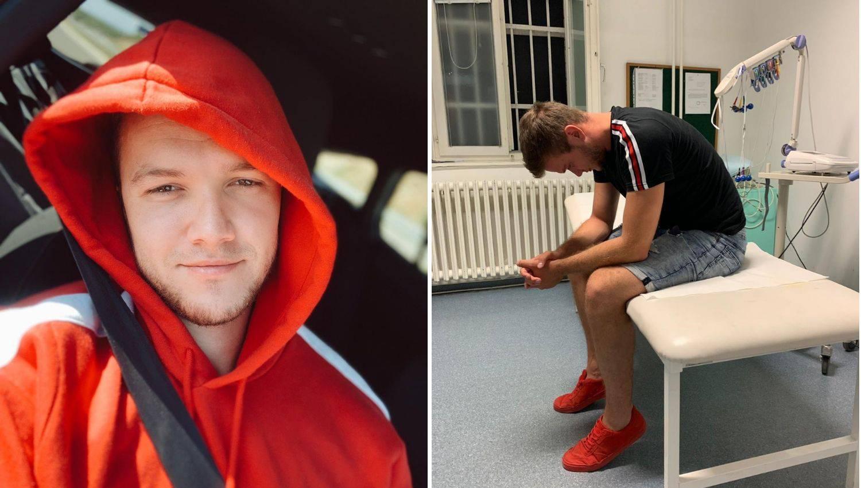 'Dva sata prije nastupa odvukli su me u bolnicu, nije mi dobro'