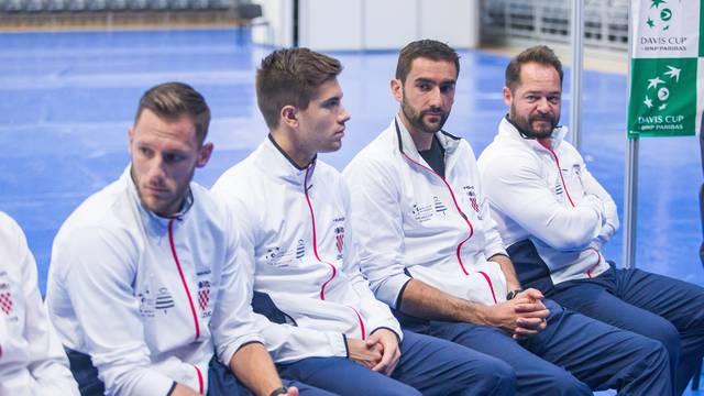 Umjesto Čilića, protiv Kanade će zaigrati 181. tenisač svijeta