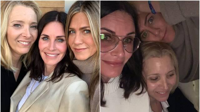 'Prijateljice' Monica, Rachel i Phoebe su partijale u Meksiku