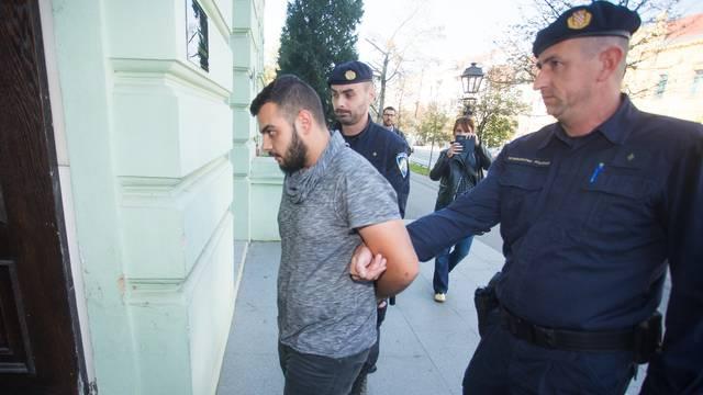 Trojac koji je ranio zaštitare u pritvoru ostaje još dva mjeseca