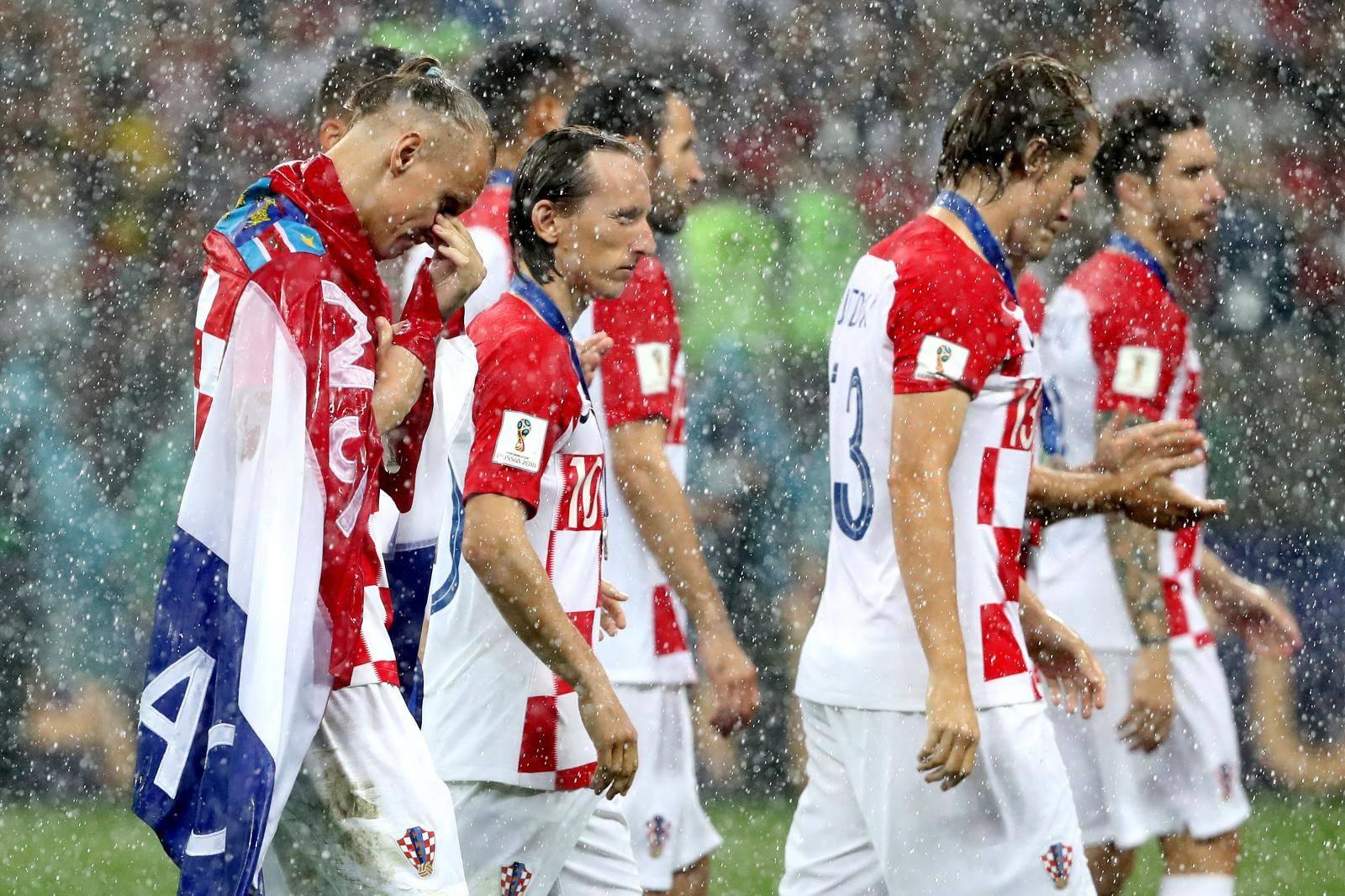 I nebo je plakalo za Hrvatskom, a presretna Kolinda grlila sve...