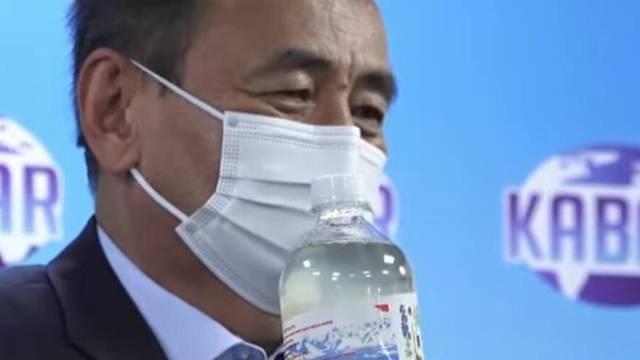 Suludo: Ministar iz Kirgistana popio otrovnu biljku, kaže da liječi protiv korona virusa