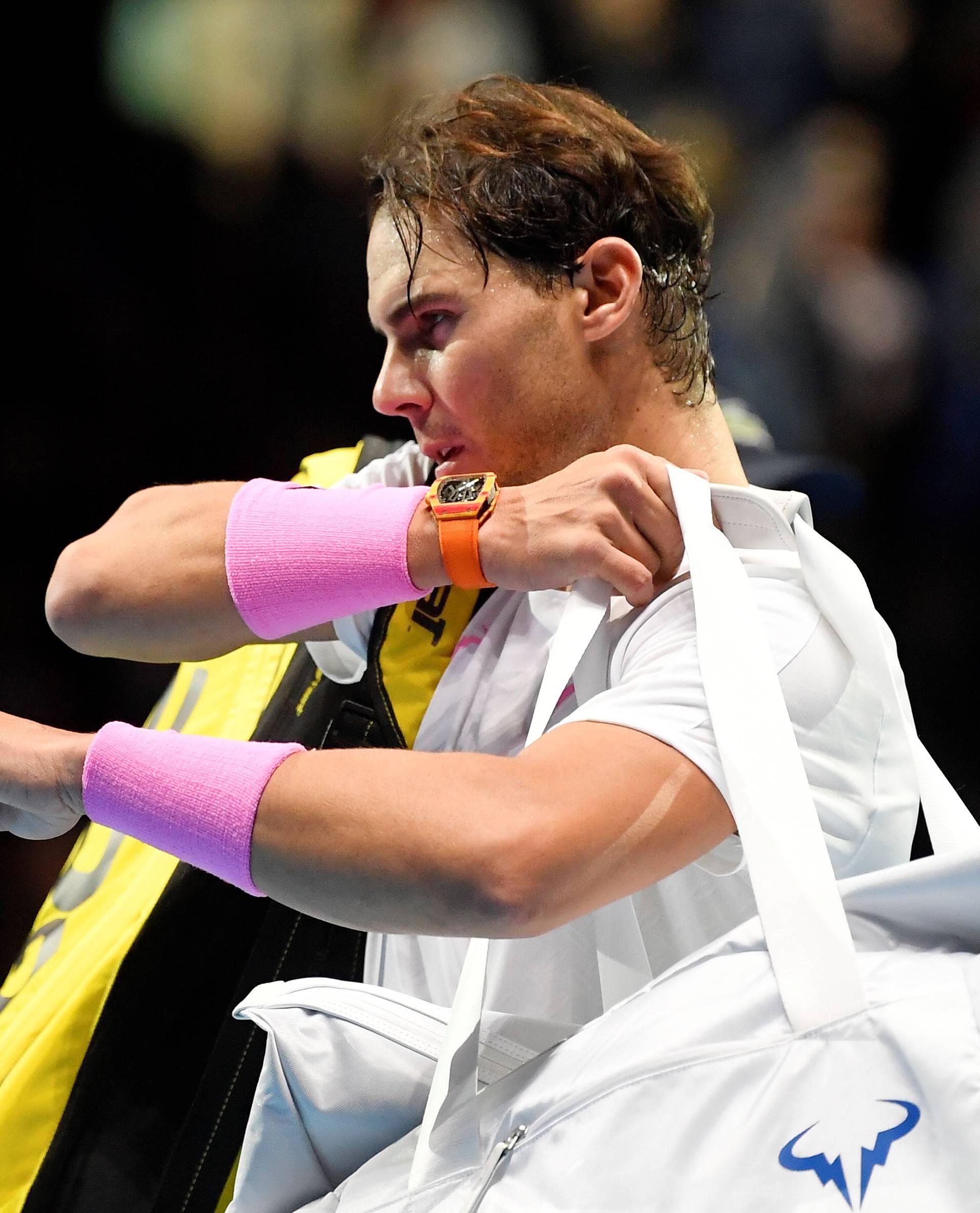 Iznenađenje u Londonu: Nadal izgubio meč nakon 4 mjeseca!