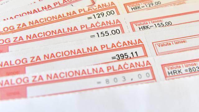 Povrat preplaćenog novca za račun za struju može se dobiti na račun ili poštansku uputnicu