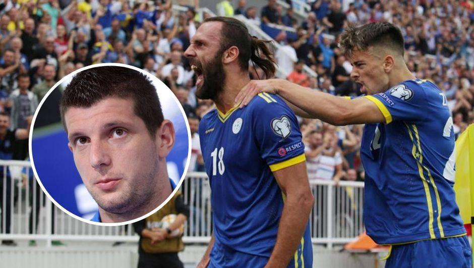 'Najveći sam navijač Kosova i želim da se kvalificira na Euro'