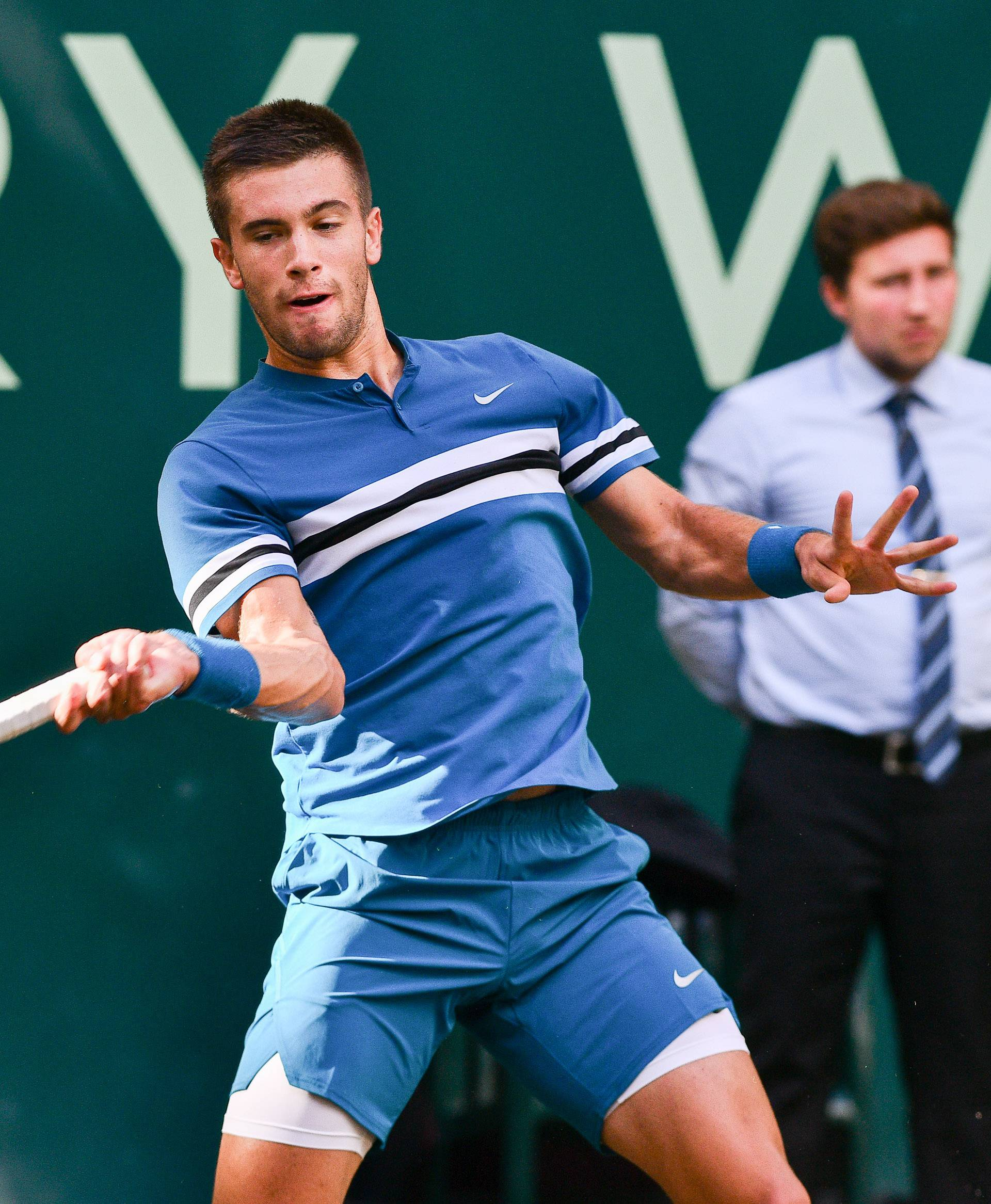 GER, ATP World Tour 500 Event, 26. Gerry Weber Open 2018 vom 18.-24. Juni