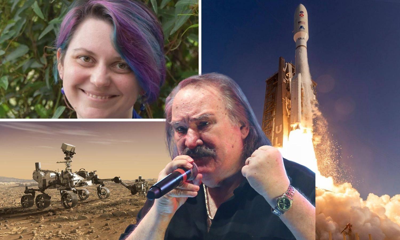 Hrvatica u NASA-i: 'Mišo se mora čuti na Marsu! NASA je ideju već ranije prihvatila'