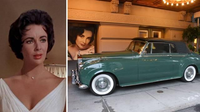 Rolls Royce kojeg je vozila Liz Taylor prodan za 3,4 mil. kuna