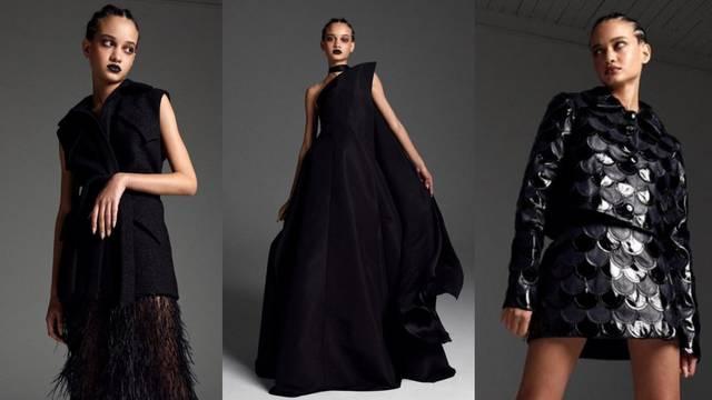 Modna kuća Aliétte potpisuje studiju crnih detalja i silueta