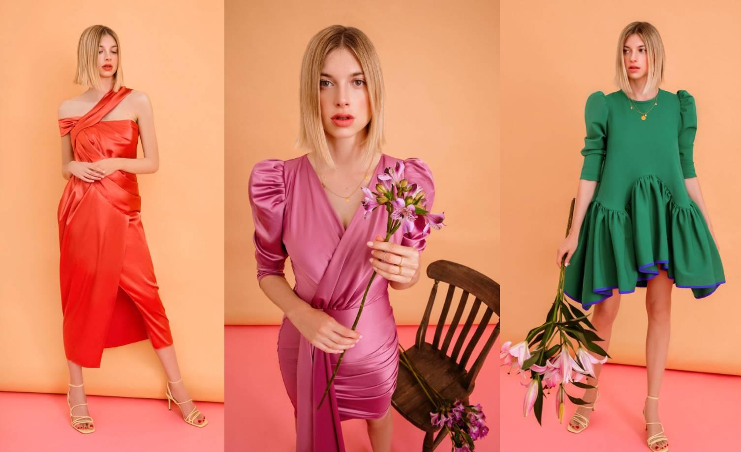 Viljevac predlaže: Popularne forme ljetnih haljina u bojama