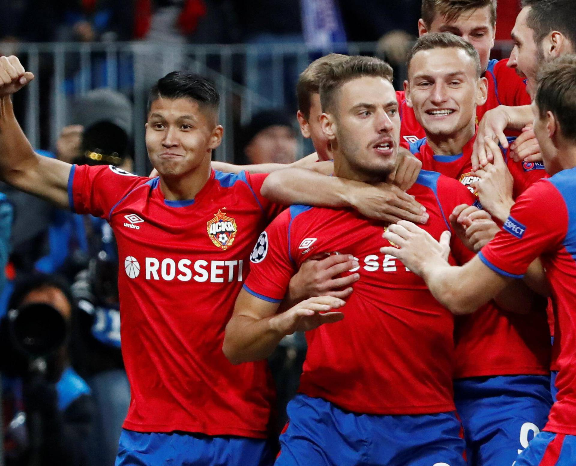 Champions League - Group Stage - Group G - CSKA Moscow v Real Madrid