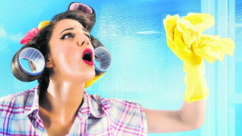 Pranje prozora na tri načina: Pomoći će i kukuruzno brašno