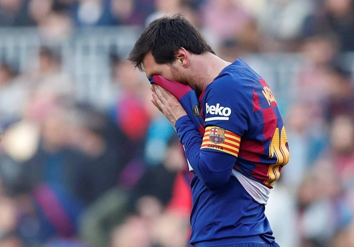 La Liga Santander - FC Barcelona v Eibar