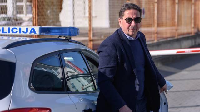 Stipu Petrinu doveli na sud u Zadru, on tvrdi da je proces namješten i da mu suci prijete
