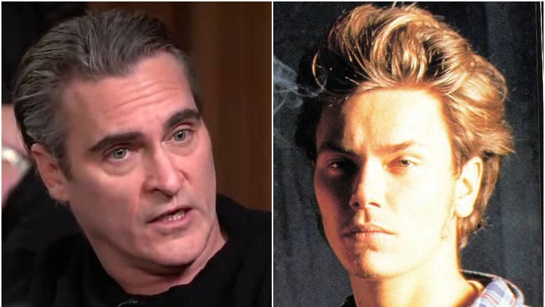 Joaquin Phoenix o preminulom bratu: 'Kao da je tu i vodi me'