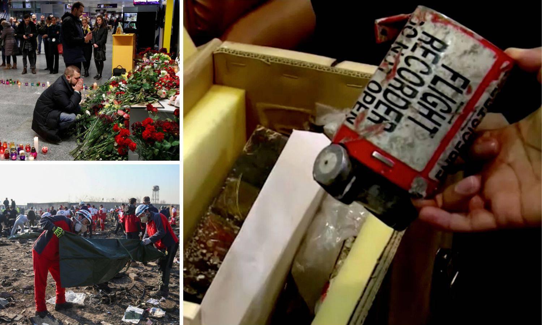 Iranci dali crne kutije Ukrajini, hoće li otkriti što se dogodilo?