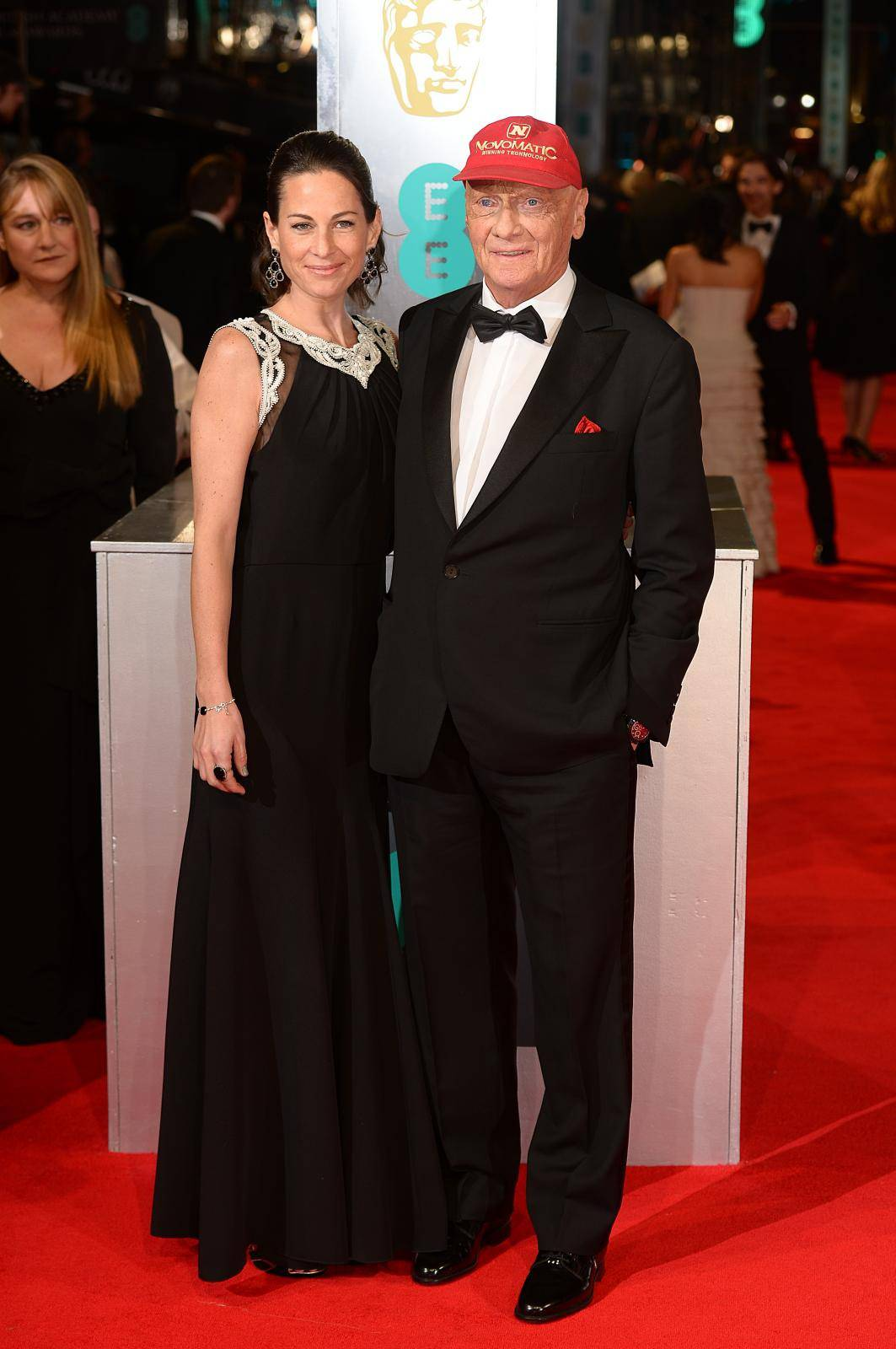 BAFTA Film Awards 2014 - Arrivals - London